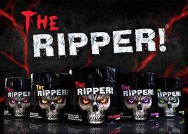 JNX Sports Cobra Labs The Ripper komplex zsírégető por 150g több ízben