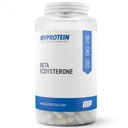 Myprotein Beta Ecdysterone (béta ekdiszteron) 60db kapszula testzsír-csökkentő, száraz izomtömeg növelő