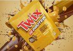 Twix Hi Protein tejsavófehérje-koncentrátum fehérje por 875g