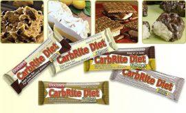 Universal Doctors Carb Rite Carbrite - Diétás cukormentes Fehérjeszelet Fehérje szelet 56g