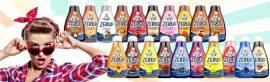 FRANKYS BAKERY ZERUP ZERO SYRUP diétás Cukormentes szirup Zéró cukor és zsír  425ml