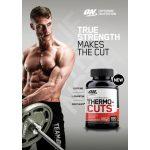 Optimum Nutrition Thermo-Cuts termogenikus zsírégető komplex kapszula 40db