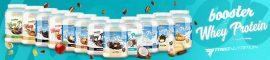 Trec Nutrition Booster Whey tejsavó fehérje koncentrátum 700g