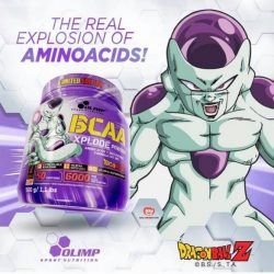 Olimp BCAA Xplode Powder por 500g Limited Edition