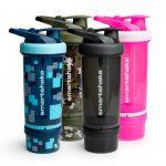 Smartshake Smart Shake Revive Shaker 750ml tárolóval (2 részes)