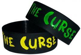 Cobra Labs The Curse gumis szilikon karkötő 1db