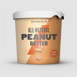 Myprotein 100% Mogyoróvaj - Peanut Butter  Természetes mogyoróvaj hozzáadott cukor és só nélkül
