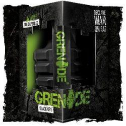 Grenade BLACK OPS FAT BURNER zsírégető kapszula 100db