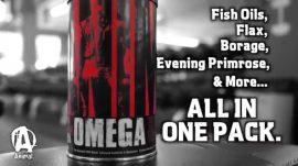Universal Animal Omega zsírsav 30 pak (30 csomag)