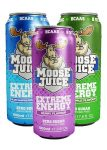 Muscle Moose Juice 500ml BCAA aminósav ital energiaital 200mg koffeinnel