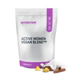 Active Women Vegan Blend Növényi fehérjekeverék 2,5kg - Borsó, Barna rizs ízesített