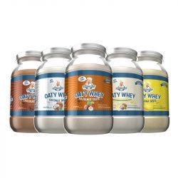 FRANKYS BAKERY FRANKYS OATY WHEY Magas fehérjetartalmú protein reggeli zabkása 900g