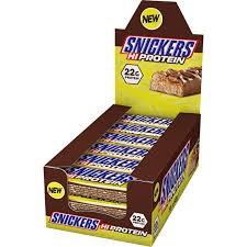 SNICKERS Hi-protein protein fehérje szelet 6db (6x55g)