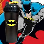 Limitált Perfect Shaker Hero Series Szuperhős Sorozat 800ml Batman