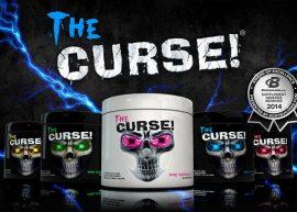Cobra Labs The Curse 250g NO fokozó edzés előtti por