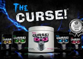Cobra Labs (JNX Sports) The Curse 250g NO fokozó edzés előtti por
