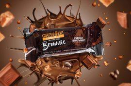 Grenade Carb Killa Protein Brownie Fehérje sütemény 60g