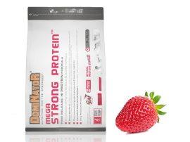 Olimp Sport Mega Strong Dominator Protein Fehérje 700g lassú felszívódás 6 féle fehérjeforrással (kazein, tojás, tejsavó koncentrátum, izolátum, hidrolizátum, glutamin peptid)