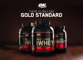 Optimum Nutrition Gold Standard 100% Whey Protein fehérje tasakos kiszerelés 30g