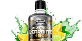 Muscletech Platinum 100% L-Karnitin 1500 Liquid zsírégető folyadék 473ml (Adagonként 1500 mg Karnitin)