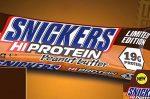Limitált kiadás SNICKERS Hi-protein protein fehérje szelet 6db (6x57g)
