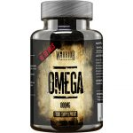 Warrior Core Omega 3 1000 mg halolaj kapszula 60db