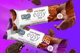 Novo Protein Easy Bar prémium fehérje szelet csoki 60g