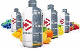 Dymatize L-Karnitin Liquid  zsírégető folyadék 473ml