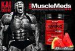 Musclemeds Amino Decanate teljes spektrumú aminósav készítmény 360g