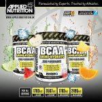 Applied Nutrition BCAA Amino-Hydrate aminósav készítmény 1 adagos tasakos kiszerelés 14g Koffeinmentes és cukomentes