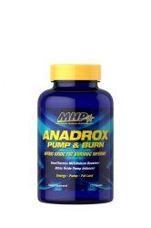 MHP Anadrox Pump&Burn NO fokozó és zsírégető komplex kapszula 112db