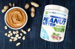 Allnutrition 100% Mogyoróvaj - Peanut Butter  Természetes mogyoróvaj 1000g hozzáadott cukor, só és olaj nélkül
