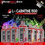 Pro Supps L-Karnitin 1500 Liquid zsírégető folyadék 473ml (Adagonként 1500 mg Karnitin)