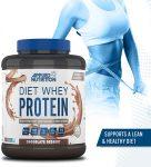 APPLIED NUTRITION DIET WHEY  diétás tejsavófehérje izolátum és koncentrátum keverék fehérje 2kg