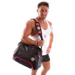 Prepped & Packed Hermes fitness modern ételhordó táska munkába edzőterembe