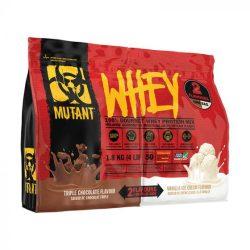 Mutant Whey tejsavó fehérje koncentrátum, izolátum és hidrolizátum komplex 2,2kg több ízben