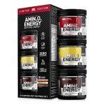 Limitált Optimum Nutrition Amino Energy aminósav készítmény 3x90g=270g