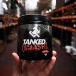 Tanked Smash edzés előtti stimuláns NO- ,erő- és teljesítményfokozó por 250 g
