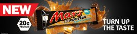 MARS Hi Protein protein fehérje szelet 1db (1x59g)