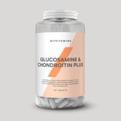 Myprotein Glucosamine & Chondroitin Plus Glükozamin és Kondoritin ízületvédő tabletta 90db (régi Joint Plus)