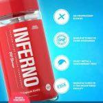 Sparta Nutrition Inferno prémium stimulánsmntes zsírégető kapszula 60 db