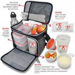 Fitmark The Box fitness modern ételhordó táska munkába edzőterembe