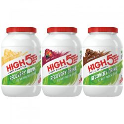 High 5 2:1 Protein Recovery Drink fehérjés szénhidrát por 1,6kg (tejsavófehérje izolátum)