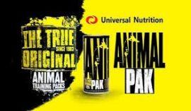 Universal Animal Pak komplex multivitamin ásványi anyag és edző pak 30 adag (tasak)