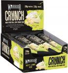 Warrior Crunch Protein Bar fehérje szelet 64g Fehércsokis-Lime Pite íz