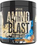 Warrior Amino Blast aminósav készítmény 270g (Bcaa ,Glutamin,Taurin , Citrullin, Koffein és Zöld Tea kivonat)