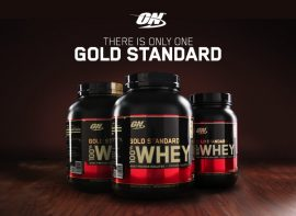 Optimum Nutrition 100% Whey Gold Standard fehérje 4540g