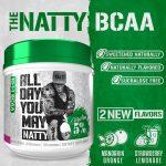 Rich Piana 5% Nutrition All Day You MAY Natty egy komplex all-in formula 450g (10:1:1 BCAA , glutamin, béta-alanin, zsírégetés, ízületvédő komplex)