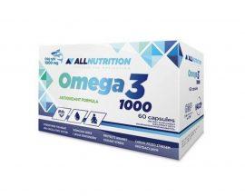 Allnutrition Omega 3 1000 mg halolaj kapszula 60db