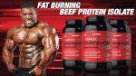 Musclemeds Carnivor Shred Beef Protein Isolate 1036g Hidrolizált marhafehérje, marha fehérje Laktózmentes, cukormentes, zsírmentes, gluténmentes tejtermékmentes! Zsírégető hatóanyagokkal